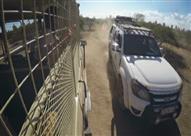 بالألفاظ الخارجة.. ريم البارودي تواجه موقف رعب داخل سيارة - فيديو