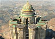 """بالصور.. الكشف عن موعد افتتاح أكبر فندق في العالم بـ """"مكة المكرمة"""""""