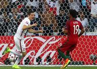 بالفيديو- ليفاندوفيسكي يسجل هدف بولندا الأول في البرتغال