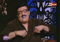 """سمير غانم يقلد """"عدوية"""""""