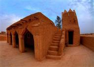 بالصور: مسجد شماء السيحيباني اقدم أثار القصيم