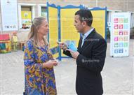 حوار - سفيرة السويد: مصر عضو مهم في مجلس الأمن وهذه رسالتي للمصريين