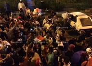 بالصور - احتفالات المواطنين بذكرى 30 يونيو في ميدان مصطفي محمود