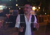 بالصور.. دياب يشعل حفل الخيمة الرمضانية لفندق شهير بحضور نجوم المجتمع