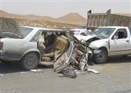 مصرع طالب وإصابة 2 آخرين فى حادثى تصادم بالمنوفية