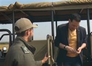"""في واقعة غريبة.. سعد الصغير لسائق الأدغال: """"مش معايا فلوس مصري""""  - فيديو"""