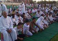 76 ساحة لصلاة عيد الفطر المبارك بقنا
