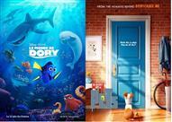 أفلام الرسوم المتحركة تتصدر عائدات شباك التذاكر الأمريكي