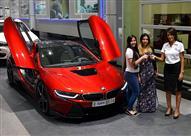 بالصور.. بي إم دبليو تنتج سيارة خاصة لإحدى أميرات الخليج
