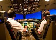 بالفيديو.. قيادة الطائرات العملاقة بتقنية تصوير 360 درجة