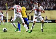 مباراة الزمالك وصن داونز بدوري أبطال أفريقيا