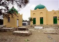 """بالصور والفيديو .. قبر النجاشي """"الملك الصالح"""" الذي عليه نور"""