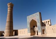 بالصور: مسجد كاليان.. عبق التاريخ الإسلامي يفوح من بخارى