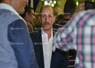 مشاهير الفن والرياضة والسياسة في عزاء طارق سليم