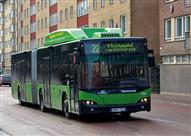 بالفيديو.. في 20 ثانية فقط يمكن شحن حافلة ركاب كهربائية كبيرة
