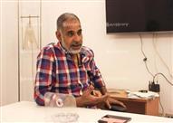 """محمود البزاوي: الريس صديق يُشبه """"زوربا"""".. وعبد الله غيث ساعدني في """"حرام الجسد""""(حوار)"""