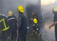 النيابة تنتدب الأدلة الجنايية لفحص حريق أكتوبر وتنتقل للمعاينة