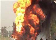 الحماية المدنية تدفع بـ ٥ سيارات إطفاء للسيطرة على حريق الهرم