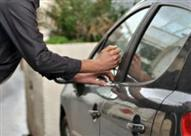 ضبط سارق الحقائب والهواتف من داخل السيارات بالعجوزة