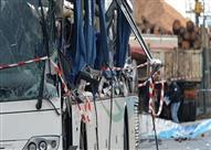 إصابة 15 شخصًا في حادث حافلة بفرنسا