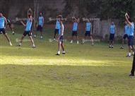 تدريبات تأهيلية للاعبي الأهلي في المغرب