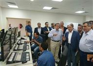 وزير البترول يتفقد مشروعات البتروكيماويات بالإسكندرية لمتابعة معدلات