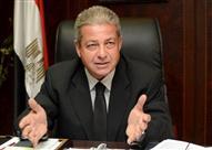 وزير الشباب والرياضة: ملاعب مفتوحة بدلا من مدرج المذبحة ببورسعيد