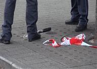 بالفيديو والصور- تفاصيل اعتداء لاجئ بالساطور على أحد المطاعم الألمانية