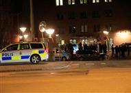 إطلاق نار داخل مركز تجاري في مدينة مالمو السويدية