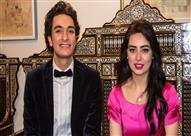 بالفيديو.. عقد قران هبة مجدي ومحمد محسن