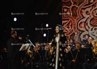 بالصور.. فنانون وسياسيون وشخصيات عامة في حفل أحلام بالقاهرة