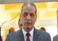 """""""الهلالى"""" ينعى حسين كامل بهاء الدين وزير التعليم الأسبق"""