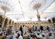 14 صور.. ترصد لحظات إيمانية بالمسجد النبوي في العشر الأواخر من رمضان