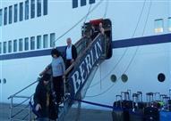 وصول 540 راكبًا لميناء سفاجا و332 لنويبع وتداول 161 شاحنة