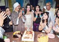 37 صورة لنجوم الفن في حفل عيد ميلاد ابنة فيفي عبده