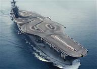 بالفيديو.. بي إم دبليو تستعرض قدراتها على متن حاملة طائرات