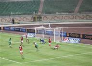 8 صور ترصد أهداف مباراة الأهلي وزيسكو بدوري الأبطال