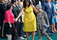 سر الحقيبة الرخيصة التي حملتها زوجة رئيس وزراء سنغافورة!