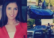 """تعليق """"مي عمر"""" على نشر محمد رمضان لصور سياراته الفارهة"""