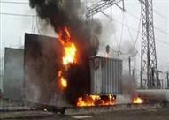 مصرع مهندس واصابة زوجته ونجلتيه في انفجار محول كهرباء بالغربية