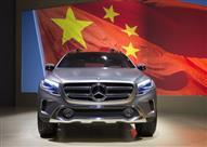 ارتفاع مبيعات السيارات الألمانية في الصين خلال أول سبعة أشهر من العام