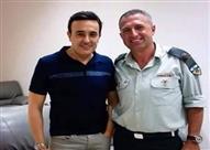 بالفبديو - صابر الرباعى يعترف بالخطأ بعد صورته مع الضابط اسرائيلى