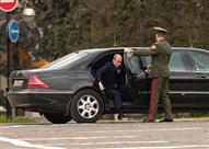 بالصور - جراج سيارات فلاديمير بوتين السري