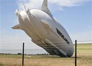 سقوط أكبر طائرة في العالم خلال ثاني اختبار تحليق لها