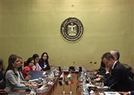 بعد غدٍ.. سحر نصر تترأس الاجتماعات الوزارية للجنة العليا المصرية الأردنية