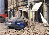 زلزال ايطاليا يلحق أضرارا بحوالي 300 موقع ثقافي