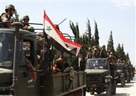 """الجيش السوري يدمر مقراً لـ""""جبهة النصرة"""" في درعا ويقتل من بداخله"""