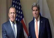 لافروف وكيري يبدآن مفاوضات جنيف حول سوريا
