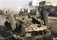 مقتل أربعة من أكراد تركيا في تفجير انتحاري جنوب شرقي الموصل