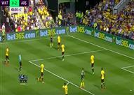 بالفيديو- النني يشارك في فوز آرسنال الأول بالبريميرليج بثلاثية أمام